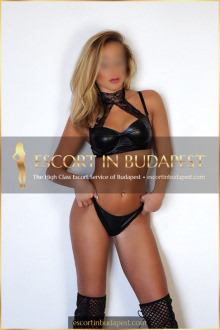 Lina - Budapest escort - Lina