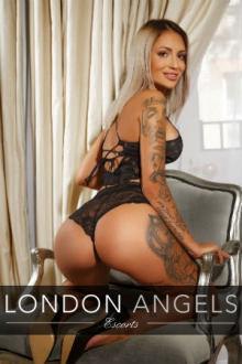 Jordan - London escort - JORDAN