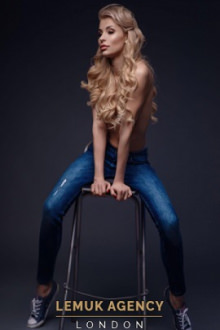 Arielle - London escort - Arielle