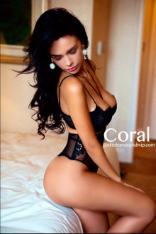 Coral - New York escort - Coral