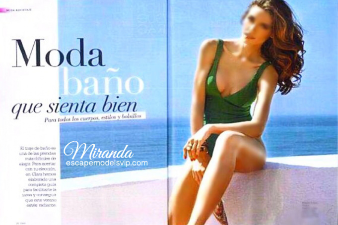 Miranda - High Class New Top Luxury Super Model Miranda