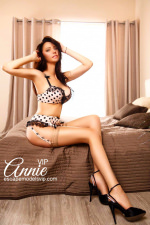 Luxury High Class Top International Model Annie - Annie - New Jersey