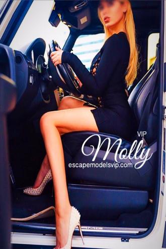 Molly - Super Model Molly