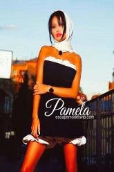 Pamela - Top High Class Super Model Pamela