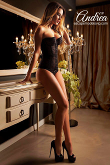 Andres - London escort - Top Super Model Andres