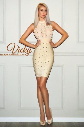 Vicky - Top Luxury Super Model Vicky
