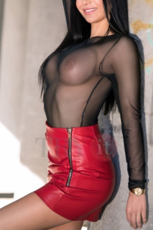 Angelina - Prague escort - Angelina