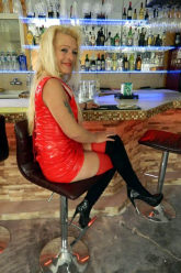 Sasha Passion - at my bar
