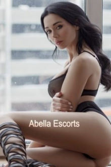 Naderia - London escort - Naderia