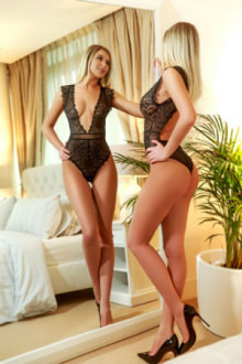 Eva - London escort - Eva at Park Lane Escorts