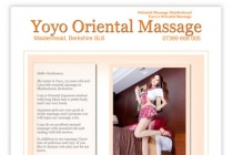 Oriental Massage Maidenhead