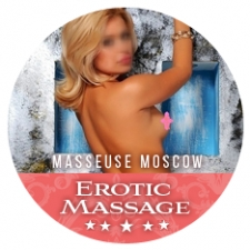 Masseuse Erotic Anni - Anni Erotic Massage - Moscow