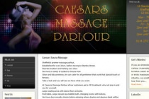 Caesars Massage  - Caesars Massage  - Sheffield