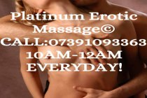 Platinum Erotic Massage