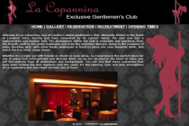 La Capannina - La Capannina - Greater London